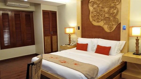 セブ島のリゾートホテルでおすすめは クリムゾン ! ホテル内部を大公開!