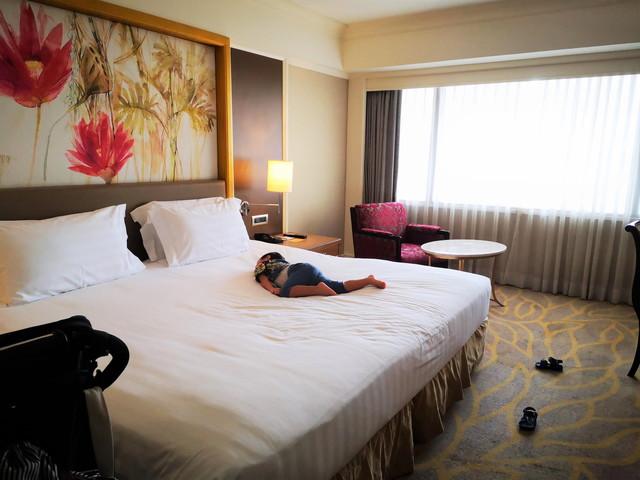 デュシタニホテルマニラ旅行記&口コミ体験談!マカティで立地とコスパが良い!