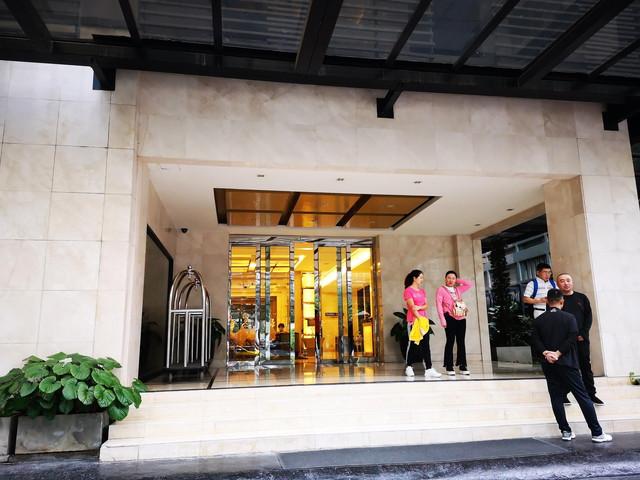 【バンコク】 Centre Point Hotel Chidlom 宿泊レポート レビュー