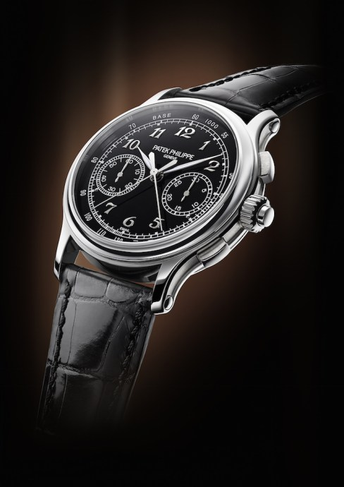 Patek Philippe chronographe à rattrapante 1