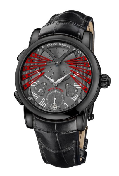 Ulysse Nardin Stranger - Only Watch 2015