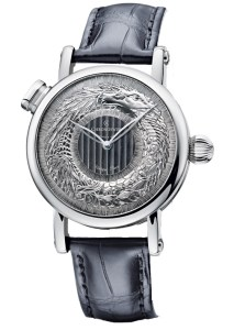 """Chronoswiss """"Ouroboros"""" for Only Watch 2015"""