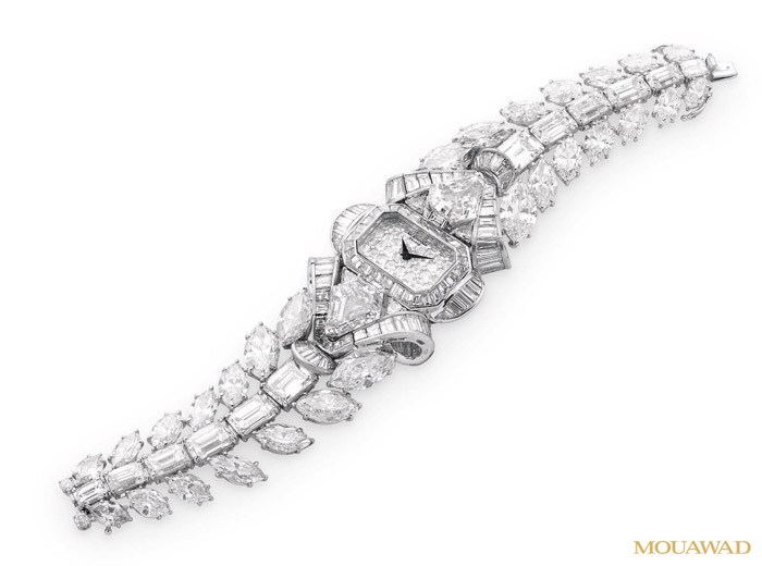 mouawad-snow-white-princess-diamond-watch