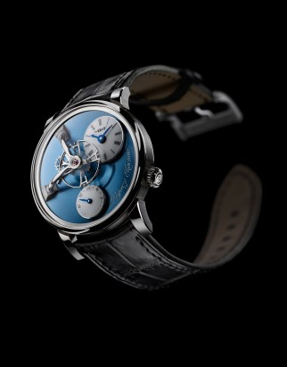 MB&F Legacy Machine LM101 Platinum-front