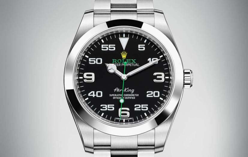 ROLEX OYSTER PERPETUAL AIR-KING 2