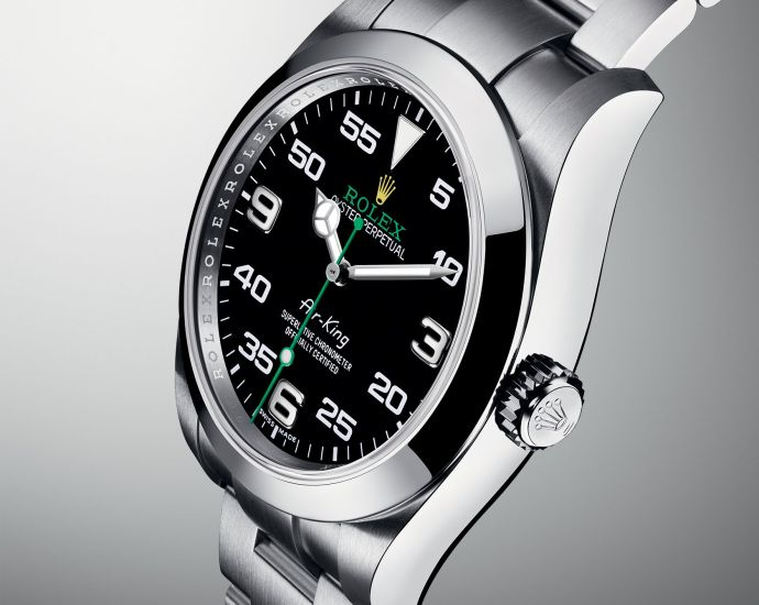 ROLEX OYSTER PERPETUAL AIR-KING 4