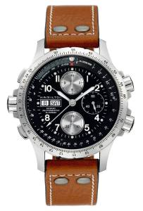Hamilton THE KHAKI X WIND AUTO CHRONO-4