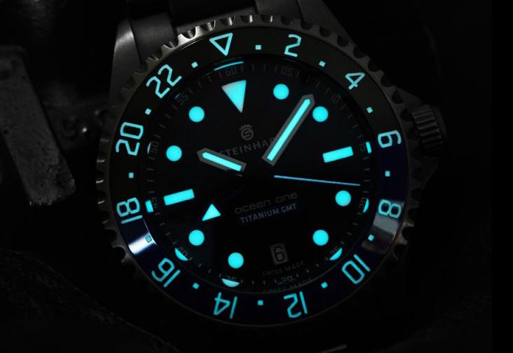 Ocean Titanium 500 GMT