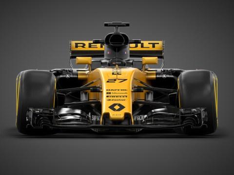 Motor Racing - Formula One Launch - Renault Sport Formula One Team R.S.17 Launch - London, England