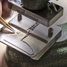 Chronomètre_FERDINAND_BERTHOUD_FB_making_of_Assembling of the chain