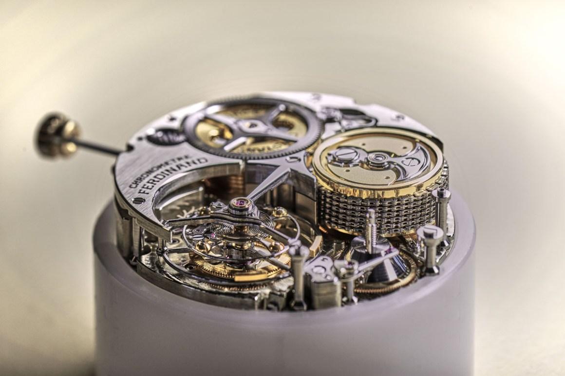 Chronomètre FERDINAND BERTHOUD FB 1.3 mouvement