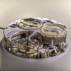 Chronomètre_FERDINAND_BERTHOUD_FB_making_of_Final assembling of the movement