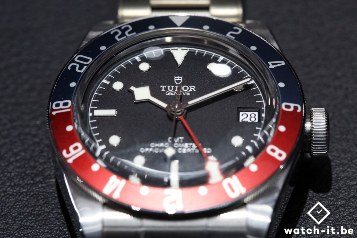 Tudor Black Bay GMT Pepsi
