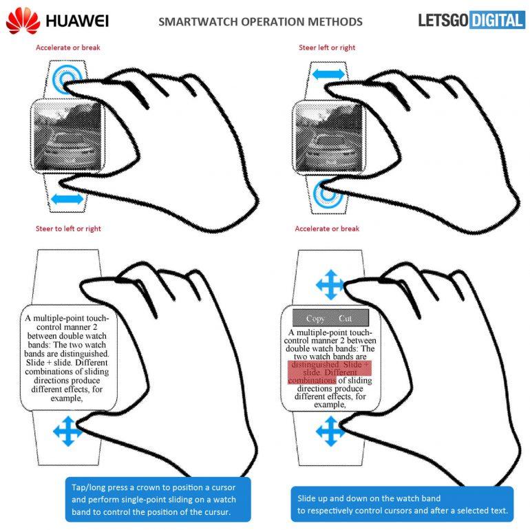 Huawei gaming watch