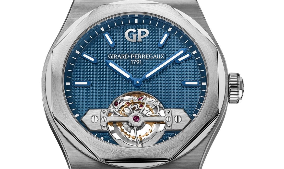 Girard-Perregaux Laureato Tourbillon 43mm - 99115-21-431-21A