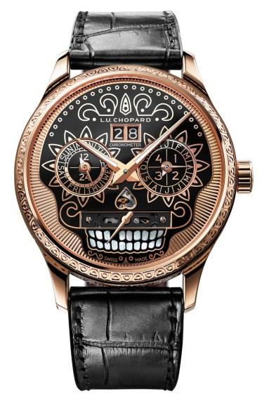 Chopard L.U.C Perpetual T Spirit of La Santa Muerte 161941-5005 (face_W)