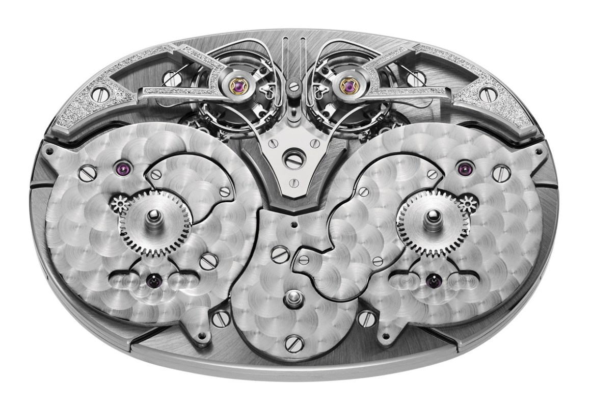 Armin Strom Dual Time Resonance Sapphire - ARF17