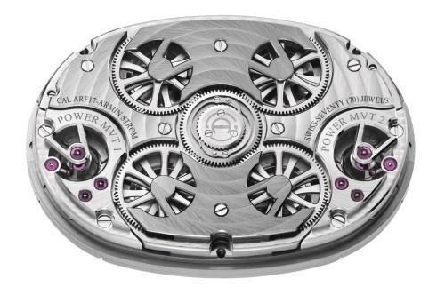 ARF17 Armin Strom Dual Time Resonance Masterpiece 1