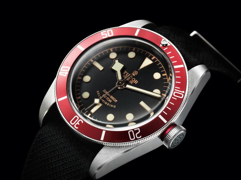 Tudor Heritage Black Bay 7922R