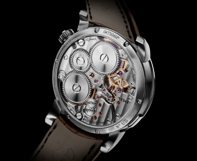 MB&F Legacy Machine Split Escapement-back
