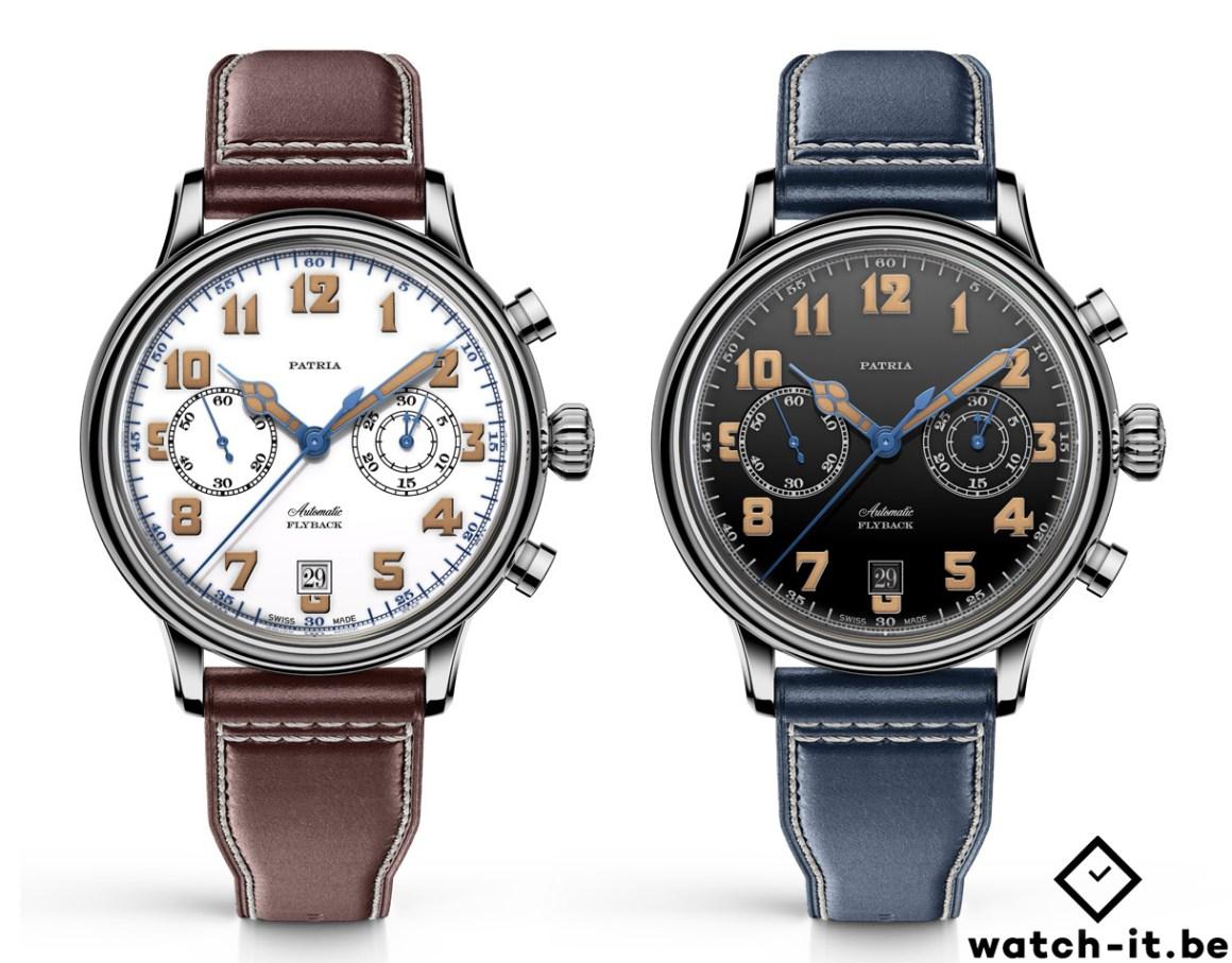 Patria Watch Brigadier