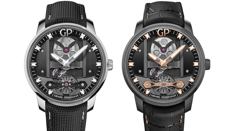 Girard-Perregaux Free Bridge collection