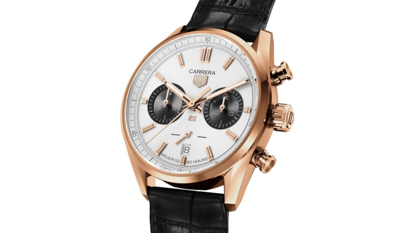 TAG Heuer Carrera gold Jack Heuer 2020
