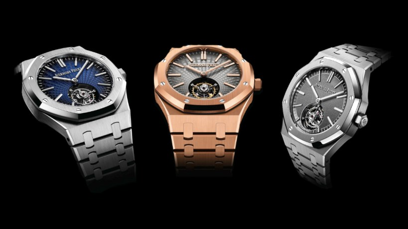 Audemars Piguet Royal Oak Tourbillon Volant Automatique