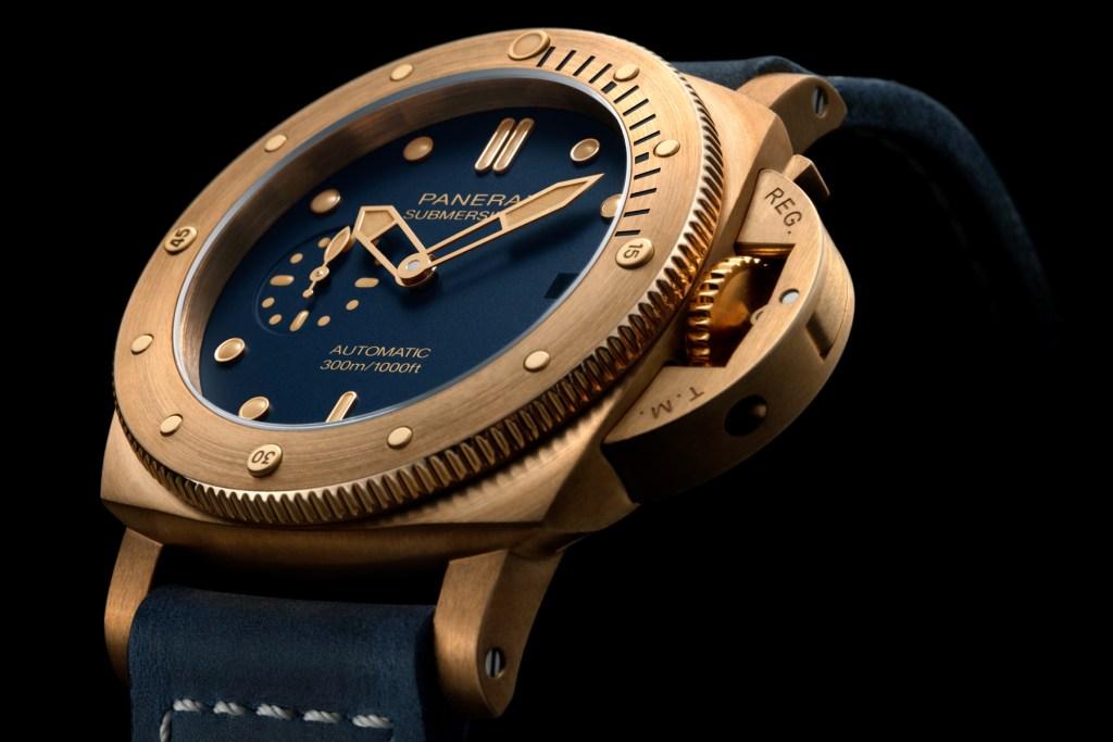 Panerai Submersible Bronzo Blu Abisso - PAM01074