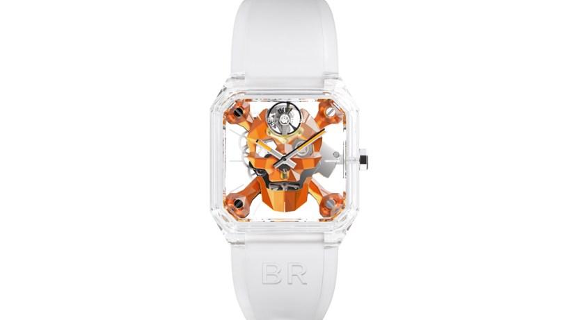 Bell & Ross BR 01 Cyber Skull Only Watch
