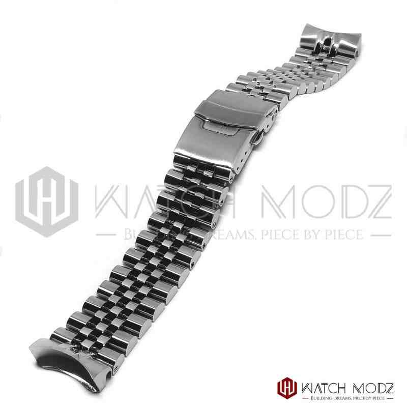 Seiko Skx007 bracelet silver aftermarket jubilee