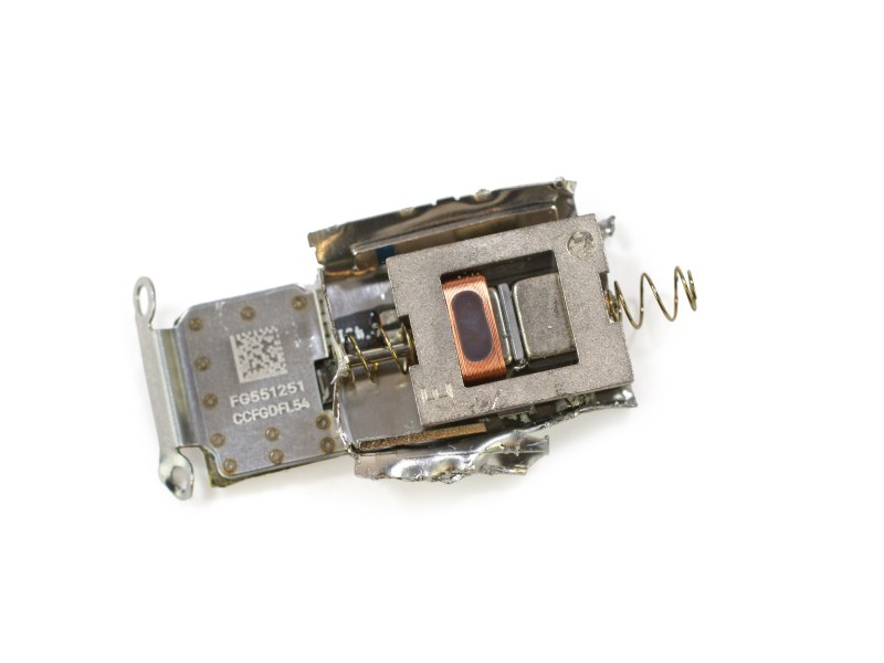 Die Taptic Engine in der Apple Watch, ifixit.com, Fabian Geissler, Hack4Life