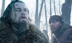 "Leonardo Di Caprio and Tom Hardy in the Trailer for ""The Revenant"""