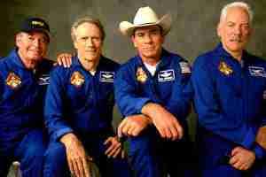 Vén kecske is tud űrutazni – Űrcowboyok (2000)
