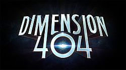 Pilotmustra: Dimension 404