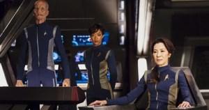 Pilotmustra: Star Trek: Discovery – The Vulcan Hero; Battle at the Binary Stars