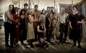 Carnivàle – A vándorcirkusz (2003-2005), 1-2. évad