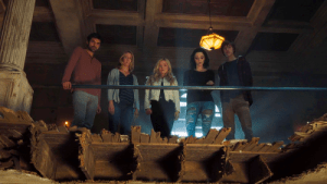 The Gifted S01E08 – threat of eXtinction