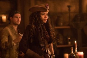Legends of Tomorrow S03E12 – The Curse of the Earth Totem