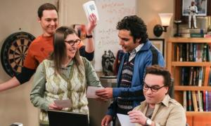Big Bang Theory S11E17 – The Athenaeum Allocation
