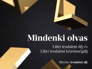 Idén ismét szavazhatunk a Libri irodalmi díj döntőseire