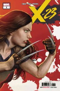 X-23 #2 – Two Birthdays and Three Funerals