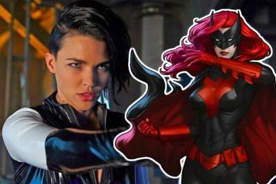Itt az első kép Batwomanről