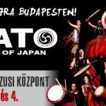 Újra Budapesten a világhírű japán dobosok, a Yamato