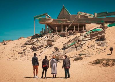 Doctor Who S11E02 – The Ghost Monument