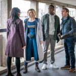 Doctor Who S11E04 – Arachnids in the UK