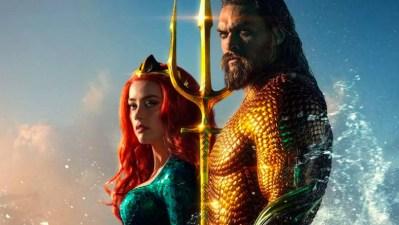 Tarolt az Aquaman a karácsony előtti hétvégén