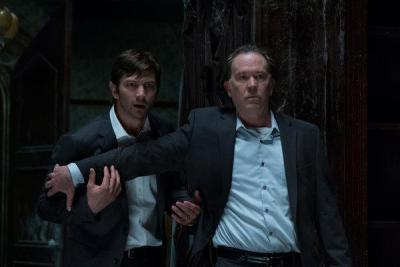 The Haunting of Hill House (2018), első évad