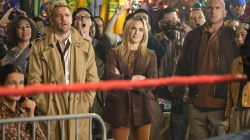 Legends of Tomorrow S04E09 – Lucha de Apuestas