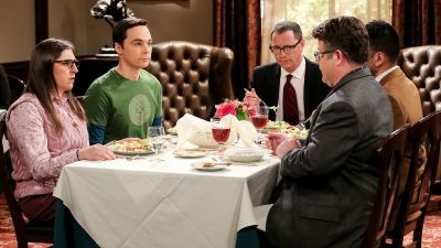 The Big Bang Theory S12E21 — The Plagiarism Schism